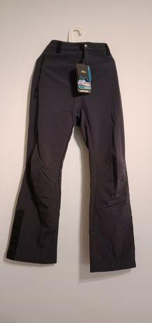 Spodnie damskie Softshell Campus Mila