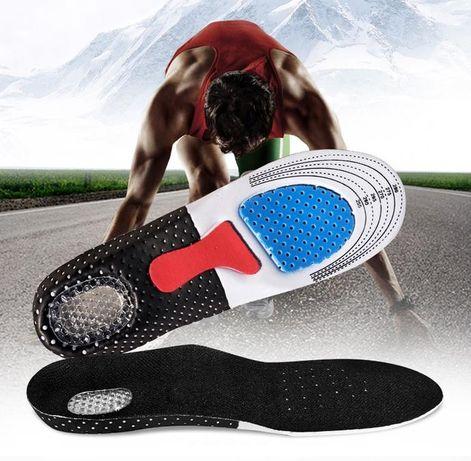 Стельки ортопедические для спорта и магнитные для похудения