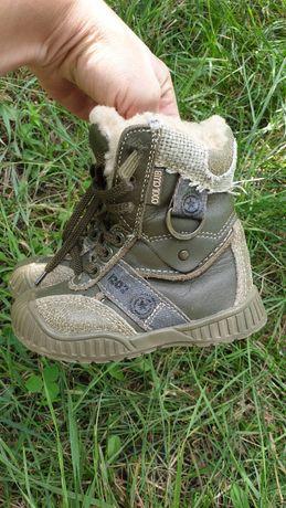 Зимние ботинки cool club 12см