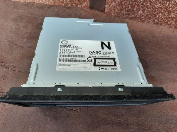 MAZDA CX-3 Radio Odtwarzacz CD DVD