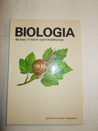 Biologia 3 LO, Z.Starck,T.Umiński