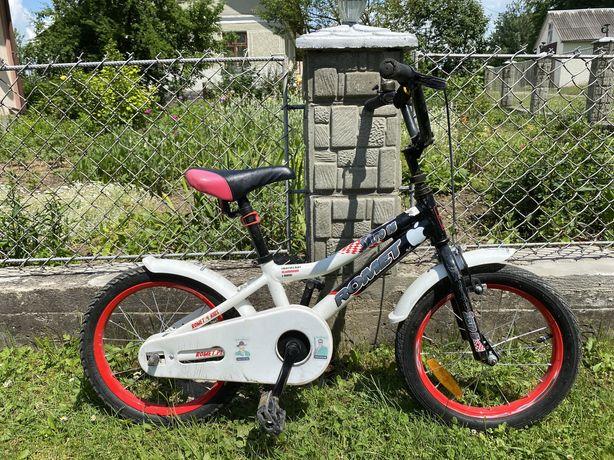 Велосипед Romet 4 kids «16 колеса