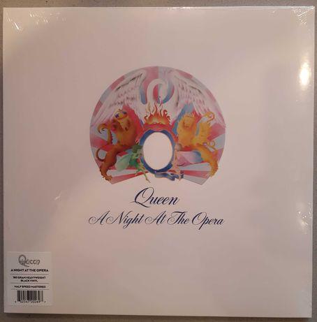 Queen A Night At The Opera LP 180gr Winyl nowa w folii 2015