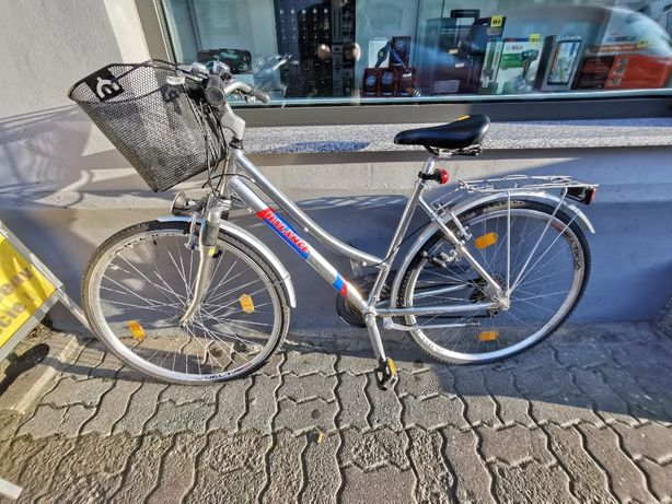 Rower aluminiowy BALANCE