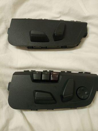 Блок кнопок сидений ( новые) бмв bmw x1 x2 x3 х4 128 320 328