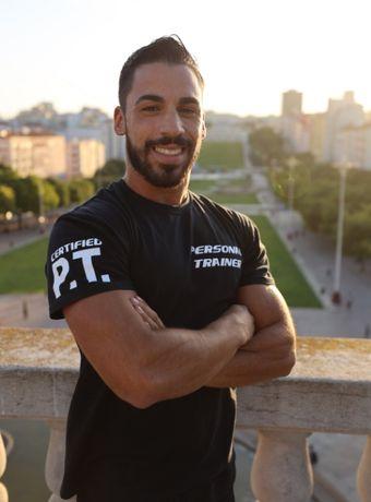 Personal Trainer - Treinos Outdoor Alameda/Arroios