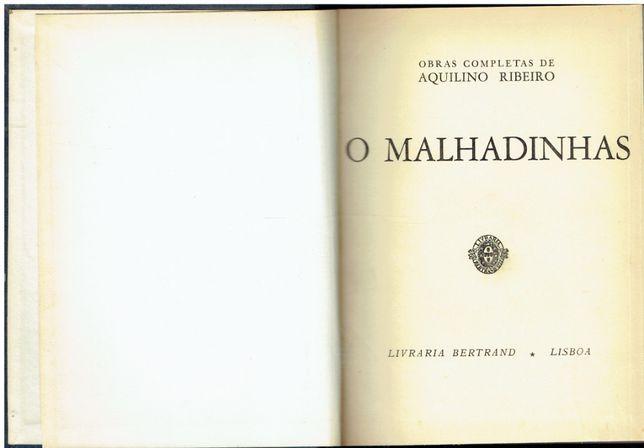 7445 O Malhadinhas de Aquilino Ribeiro