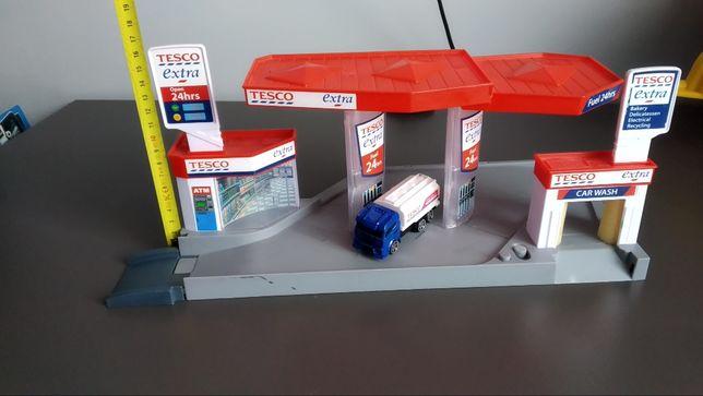 Stacja benzynowa Tesco