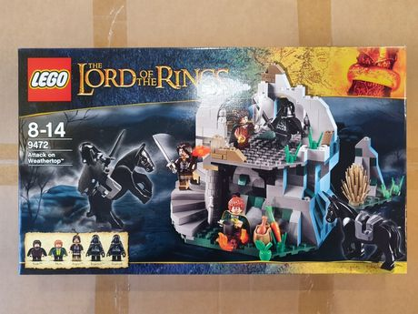 LEGO Lord Of The Rings 9472 Attack On Weathertop / Nowe / Unikat Wawa