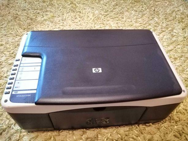 Vendo impressora HP Deskjet F2180