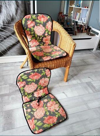 Nakładki na krzesła ogrodowe