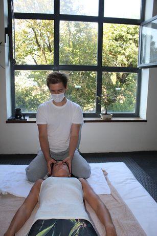 Massagem de relaxamento