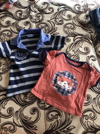 Рубашка, футболка для мальчика