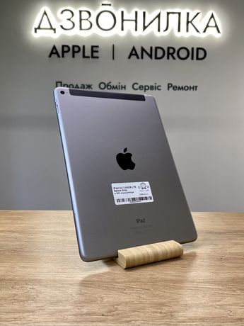 iPad Air 2 64Gb LTE Space Gray, 10/10, 95% акб, магазин | гарантія