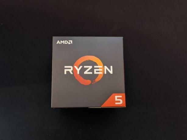 AMD Ryzen 5 2600 com cooler