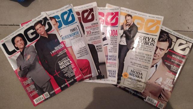 Magazyn Logo (2012) - 6 wydań magazynu