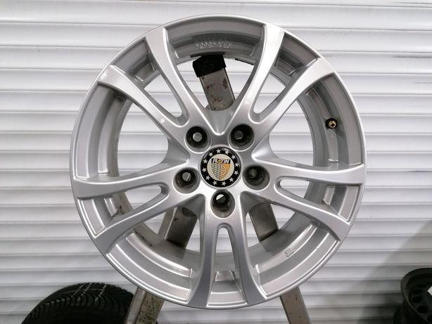 """Felgi aluminiowe ANZIO 16""""  5x115  Opel czujniki ciśnienia TPMS (nr54)"""