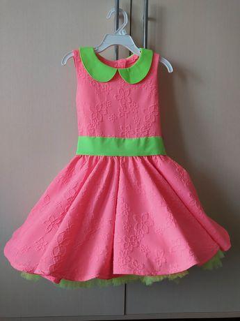 Платье выпускное нарядное для фотосессии яркое ретро стиляги