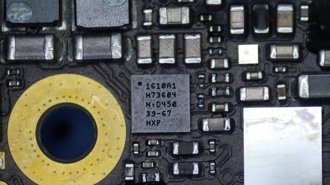 IPhone 6/6S/7/8/X/XS, U2 naprawa iphone płyty głównej, audio, zasięg