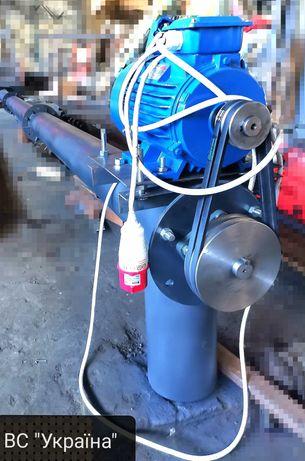Шнековый погрузчик (транспортер) от производителя.