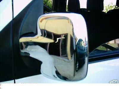 Хром накладки на зеркала Mercedes Vito 638/ 639 (вито 639/ 638), ABS