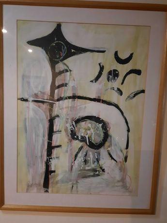 Vendo três quadros do pintor bracarense Guladas.  Espectaculares.