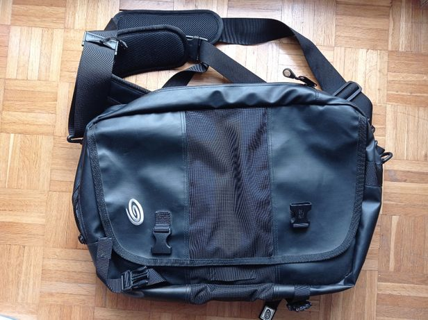 "Timbuk2 torba na laptopa 17""/Torba kurierska/Torba rowerowa"