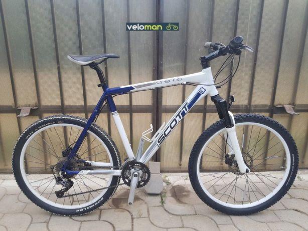велосипед Scott \deore\56рама\є Cube Trek Scott Specialized KTM