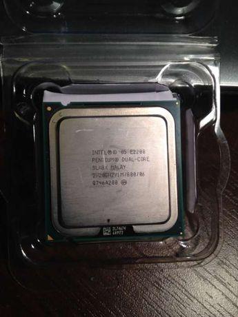 Intel Pentium Dual Core 2.2 GHz E2200