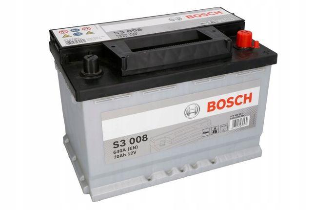 Akumulator BOSCH S4 52Ah 470A P+ Akumulatory Zgierz