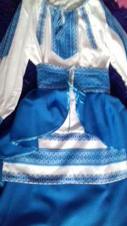 Платье - вышиванка