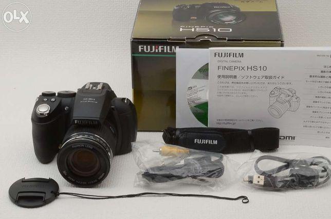 Camara FujiFilm HS-10