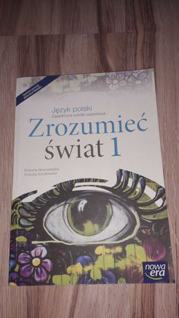 Podręcznik do języka polskiego Zrozumieć Świat cz. 1