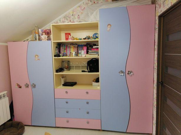 Продам 3 детских шкафа