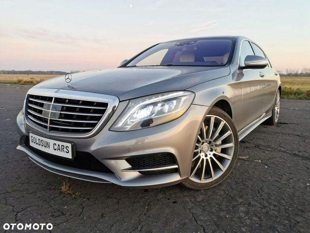 Mercedes-Benz Klasa S S350cdi 4matic Long Amg Salonpl Vat23%