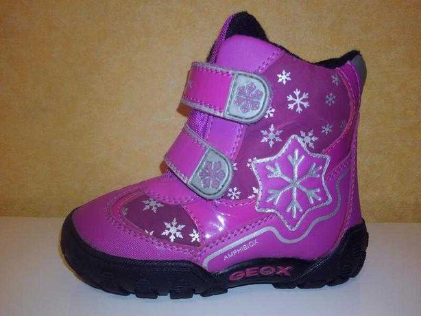 Зимние ботинки Geox 23