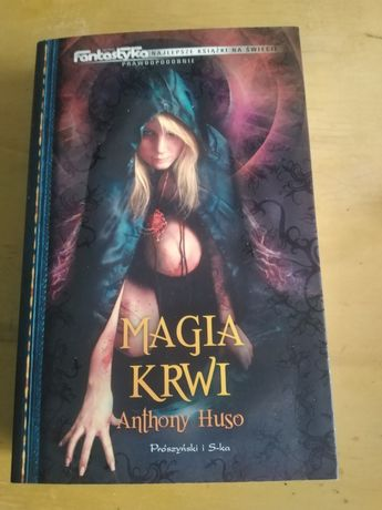 "Anthony Huso ""Magia krwi"""