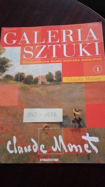 Czasopismo Galeria Sztuki od nr 1-70, Reprodukcje