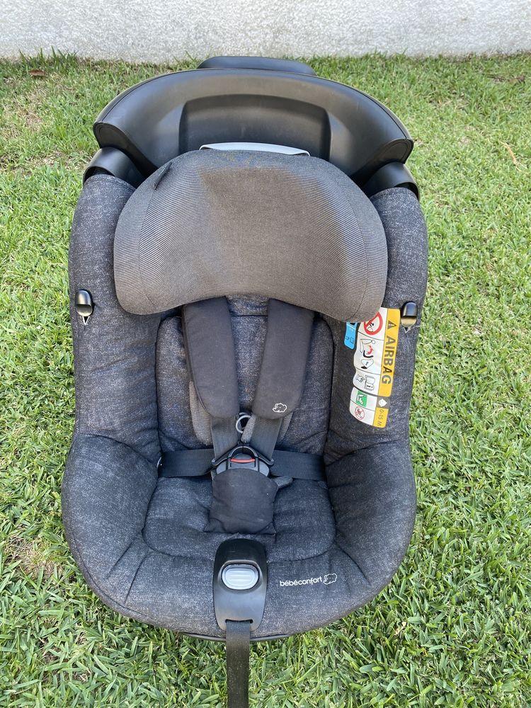 Cadeira auto BÉbé Confort AssisFix Isofix Grey