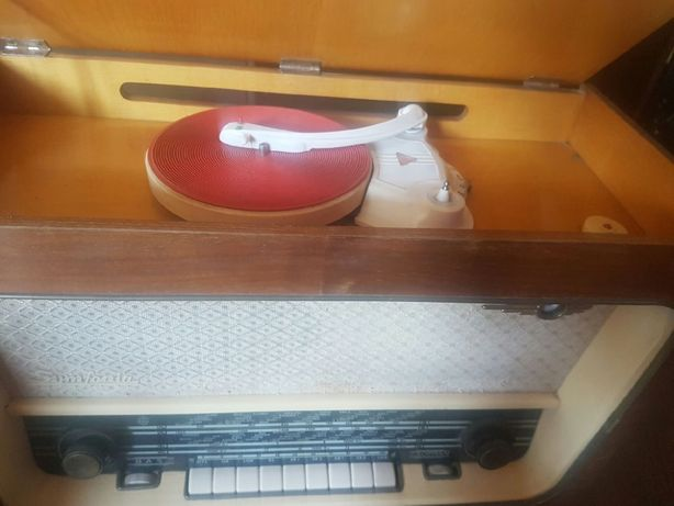 Radio z gramofonem SYMFONIA