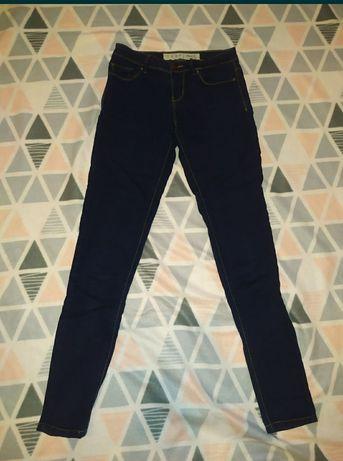 Dżinsowe spodnie dżinsy jeansy jeansowe spodnie rurki denim co 32 xxs
