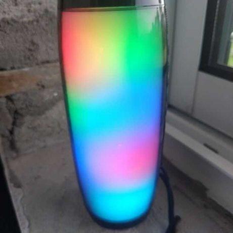 (Portes grátis) Coluna RGB JBL Speaker portátil