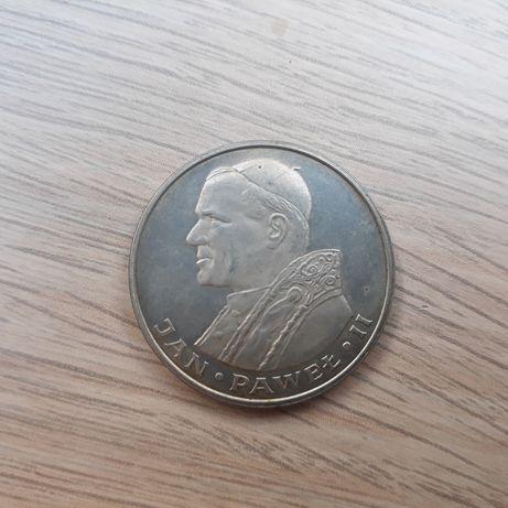 Jan Paweł II Srebrna moneta 1000 zł 1982