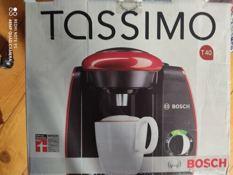 Ekspres Tassimo Bosch T40