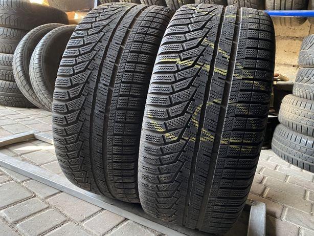 зима 245\40\R18 2018г Hankook 2шт шины шини