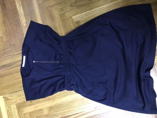 Модные джинсы и платья для беременных
