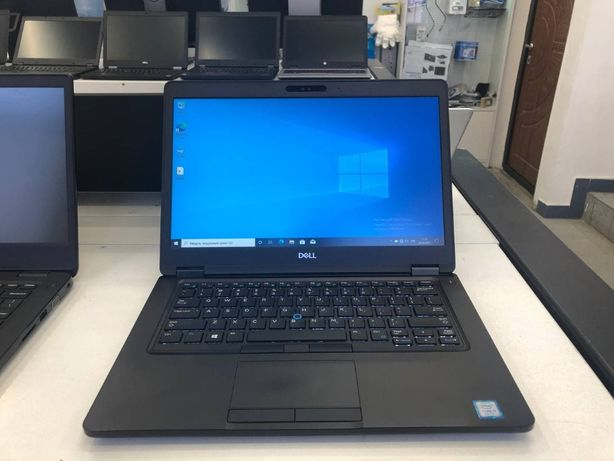 Ноутбук Dell Latitude e5490 FullHD IPS i5-7300U(3.5Ghz) 8Ram 256SSD