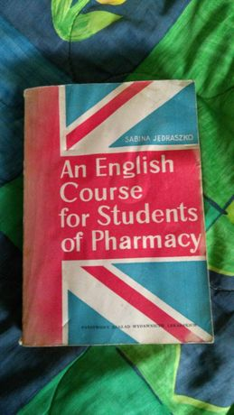 And English Course for Students of Pharmacy