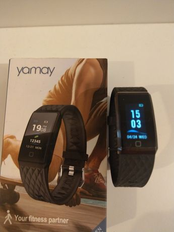 Smartband Yamay IP68 opaska monitorująca