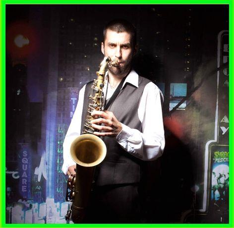 Саксофоніст на Ваше свято чи захід. Жива музика. Кам'янець-Подільський